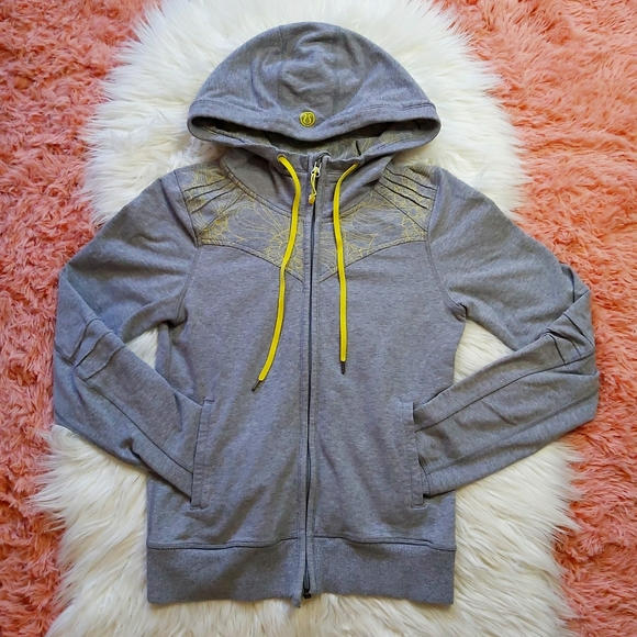Lululemon Athletica Sanctuary Run Hoodie